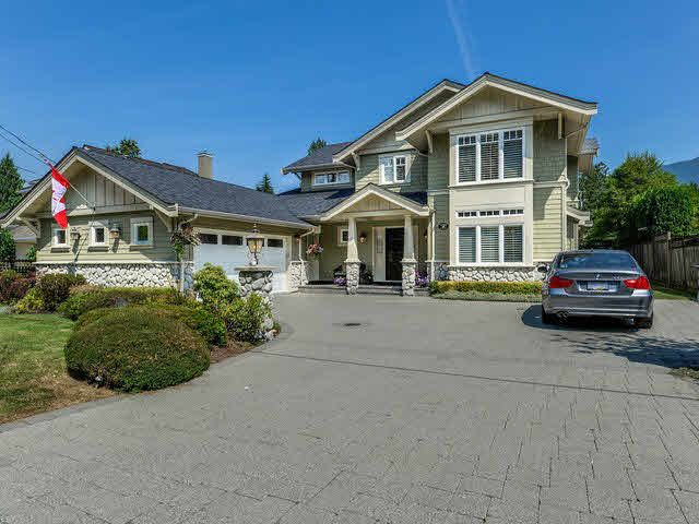 Main Photo: 1262 Bedford Court in North Vancouver: Edgemont House for sale : MLS®# V1132603