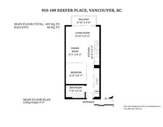Photo 32: 910 189 KEEFER Street in Vancouver: Downtown VE Condo for sale (Vancouver East)  : MLS®# R2590148