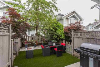 "Photo 18: 22 19480 66 Avenue in Surrey: Clayton Townhouse for sale in ""Two Blue II"" (Cloverdale)  : MLS®# R2370948"