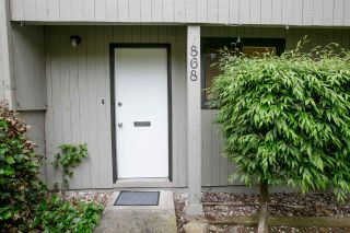 Photo 3: 868 BLACKSTOCK Road in Port Moody: North Shore Pt Moody Townhouse for sale : MLS®# R2176223