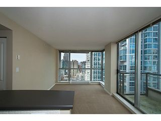 "Photo 3: 2201 1295 RICHARDS Street in Vancouver: Downtown VW Condo for sale in ""The Oscar"" (Vancouver West)  : MLS®# V1108690"