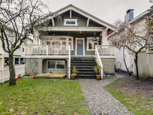 Main Photo: 2085 W 45TH Avenue in Vancouver: Kerrisdale House for sale (Vancouver West)  : MLS®# R2029525