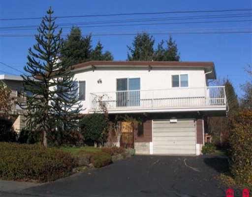Main Photo: 15883 GOGGS AV: White Rock House for sale (South Surrey White Rock)  : MLS®# F2525199