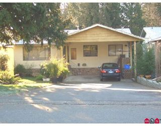 Photo 1: 13748 MALABAR Avenue in White_Rock: White Rock House for sale (South Surrey White Rock)  : MLS®# F2801750