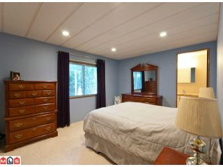 "Photo 9: 18 2303 CRANLEY Drive in Surrey: King George Corridor Manufactured Home for sale in ""SUNNYSIDE"" (South Surrey White Rock)  : MLS®# F1028956"
