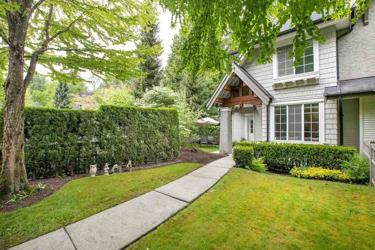 """Main Photo: 43 8415 CUMBERLAND Place in Burnaby: The Crest Townhouse for sale in """"Ashcombe"""" (Burnaby East)  : MLS®# R2580242"""
