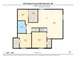 Photo 50: 918 CHAHLEY Crescent in Edmonton: Zone 20 House for sale : MLS®# E4237518