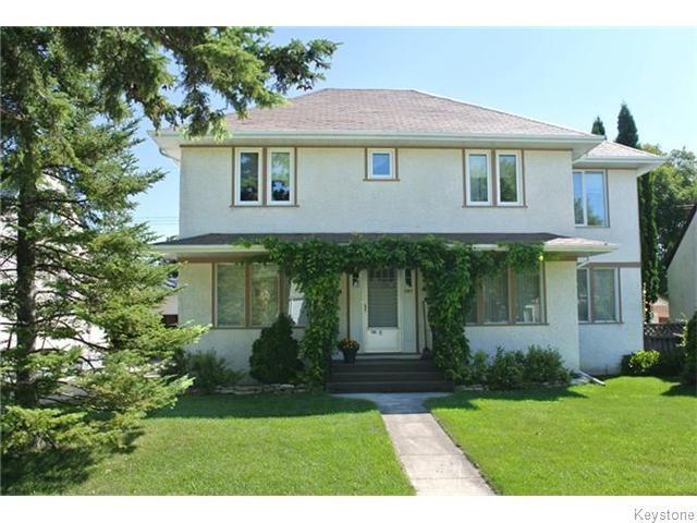 Main Photo: 283 Belvidere Street in Winnipeg: Deer Lodge Residential for sale (5E)  : MLS®# 1622500