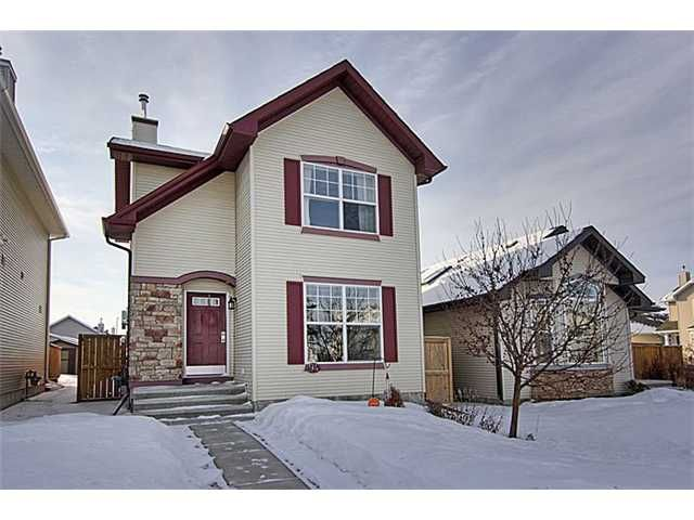 Main Photo: 94 CRANBERRY Square SE in CALGARY: Cranston Residential Detached Single Family for sale (Calgary)  : MLS®# C3599733