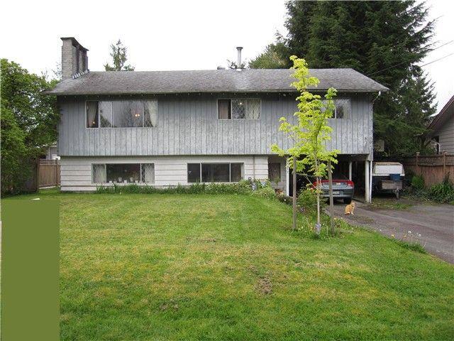 Main Photo: 11811 STEPHENS Street in Maple Ridge: East Central House for sale : MLS®# V1118775