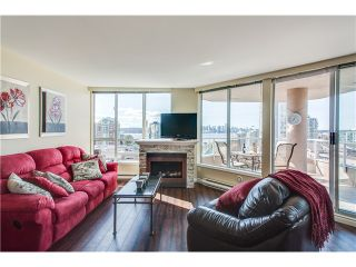 "Photo 2: # 603 408 LONSDALE AV in North Vancouver: Lower Lonsdale Condo for sale in ""The Monaco"" : MLS®# V1030709"