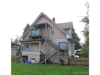 Photo 2: 1083 Redfern St in VICTORIA: Vi Fairfield East House for sale (Victoria)  : MLS®# 690622