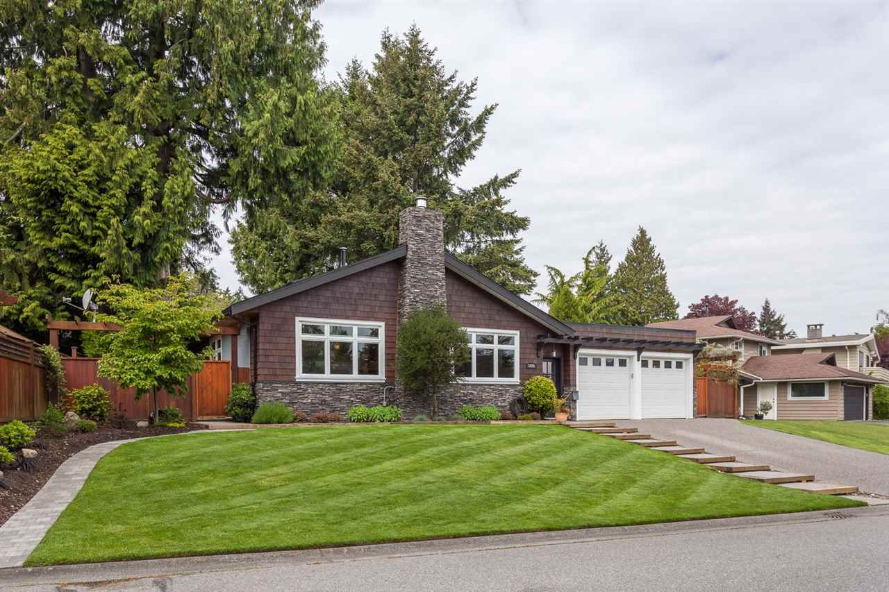 Main Photo: 5488 RAWLINS Crescent in Delta: Pebble Hill House for sale (Tsawwassen)  : MLS®# R2169368