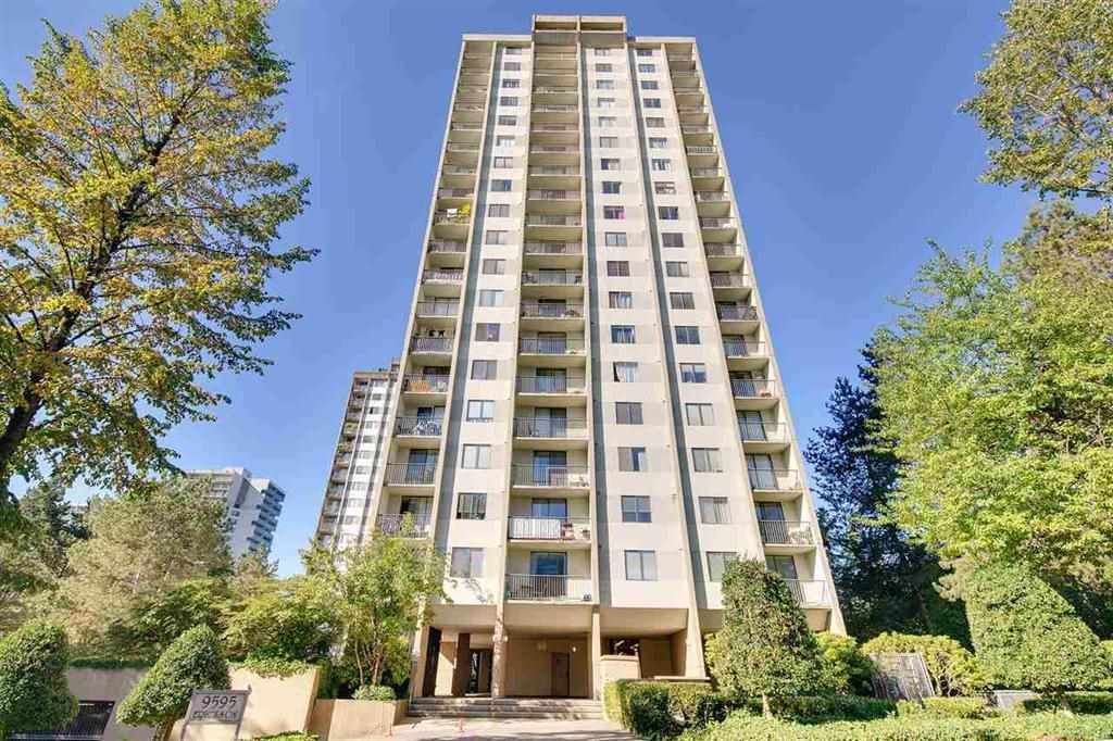 """Main Photo: 205 9595 ERICKSON Drive in Burnaby: Sullivan Heights Condo for sale in """"CAMERON TOWERS"""" (Burnaby North)  : MLS®# R2220020"""