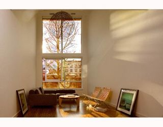 """Photo 3: 302 36 WATER Street in Vancouver: Downtown VW Condo for sale in """"TERMINUS"""" (Vancouver West)  : MLS®# V757939"""
