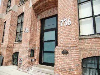 Photo 1: 7 736 E Dundas Street in Toronto: Regent Park Condo for lease (Toronto C08)  : MLS®# C2901570
