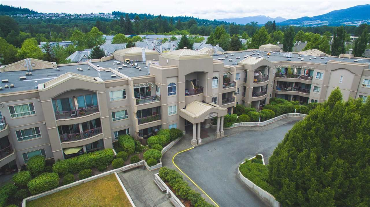 Main Photo: 101 2109 ROWLAND STREET in : Central Pt Coquitlam Condo for sale : MLS®# R2072570