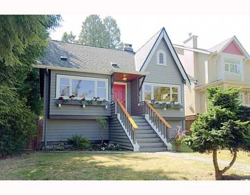 """Main Photo: 2560 GRANT Street in Vancouver: Renfrew VE House for sale in """"COMMERCIAL DR./CLINTON PARK"""" (Vancouver East)  : MLS®# V783760"""
