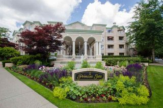 "Photo 1: 102 2995 PRINCESS Crescent in Coquitlam: Canyon Springs Condo for sale in ""PRINCESS GATE"" : MLS®# R2413328"