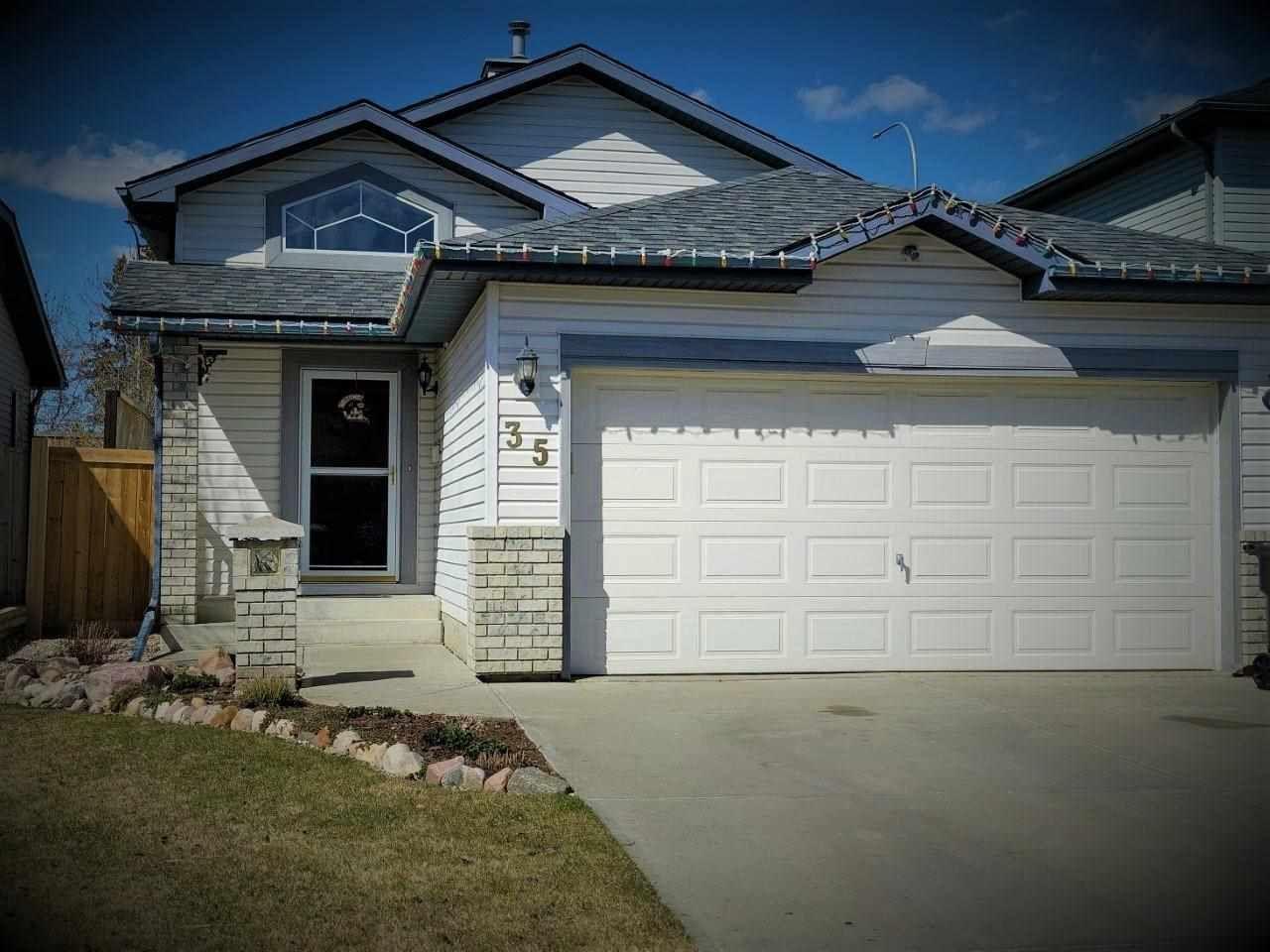 Main Photo: 35 LANDSDOWNE Drive: Spruce Grove House for sale : MLS®# E4241540