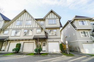 "Photo 1: 27 15175 62A Avenue in Surrey: Sullivan Station Townhouse for sale in ""Brooklands"" : MLS®# R2518946"