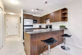 """Photo 4: 206 4728 BRENTWOOD Drive in Burnaby: Brentwood Park Condo for sale in """"The Varley at Brentwood Gates"""" (Burnaby North)  : MLS®# R2515168"""