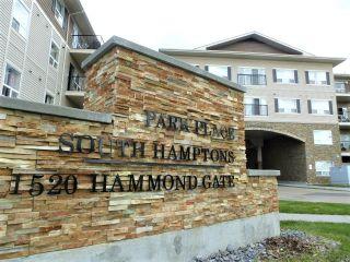 Photo 1: 312 1520 HAMMOND Gate in Edmonton: Zone 58 Condo for sale : MLS®# E4234650