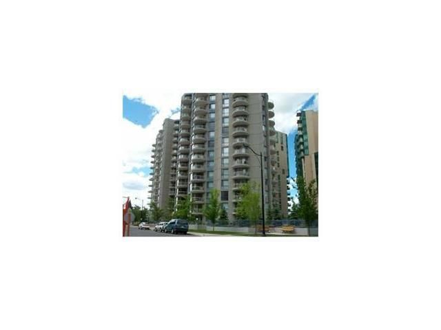 Main Photo: 1002 804 3 Avenue SW in Calgary: Eau Claire Condo for sale : MLS®# C4035546