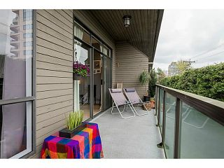 """Photo 16: 214 1345 W 15TH Avenue in Vancouver: Fairview VW Condo for sale in """"SUNRISE WEST"""" (Vancouver West)  : MLS®# V1118182"""