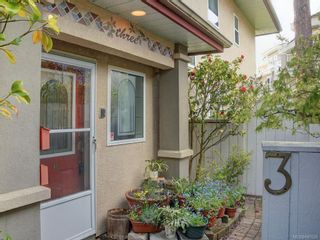 Photo 2: 3 1 Dukrill Rd in : VR Six Mile Row/Townhouse for sale (View Royal)  : MLS®# 845529