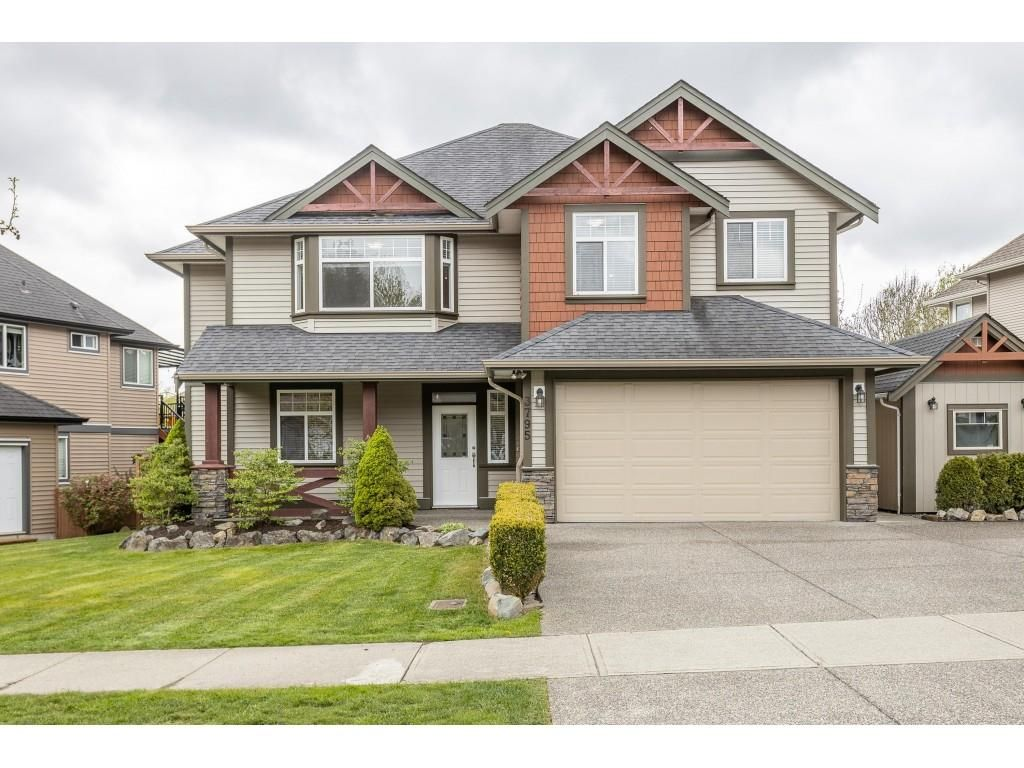 """Main Photo: 3795 MCKINLEY Drive in Abbotsford: Abbotsford East House for sale in """"SANDY HILL"""" : MLS®# R2452457"""