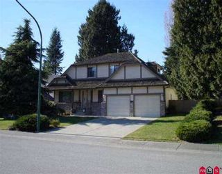 Photo 1: 2243 TAYLOR WY in Abbotsford: Central Abbotsford House for sale : MLS®# F2513197