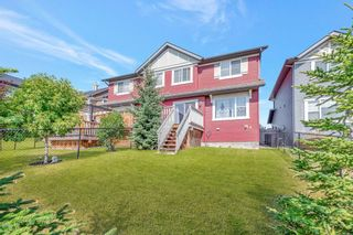 Photo 3: 567 PANAMOUNT Boulevard NW in Calgary: Panorama Hills Semi Detached for sale : MLS®# A1047979
