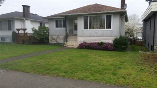 Photo 1: 6571 TYNE Street in Vancouver: Killarney VE House for sale (Vancouver East)  : MLS®# R2054765