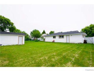 Photo 17: 27 Ryerson Avenue in Winnipeg: Fort Garry / Whyte Ridge / St Norbert Residential for sale (South Winnipeg)  : MLS®# 1616167