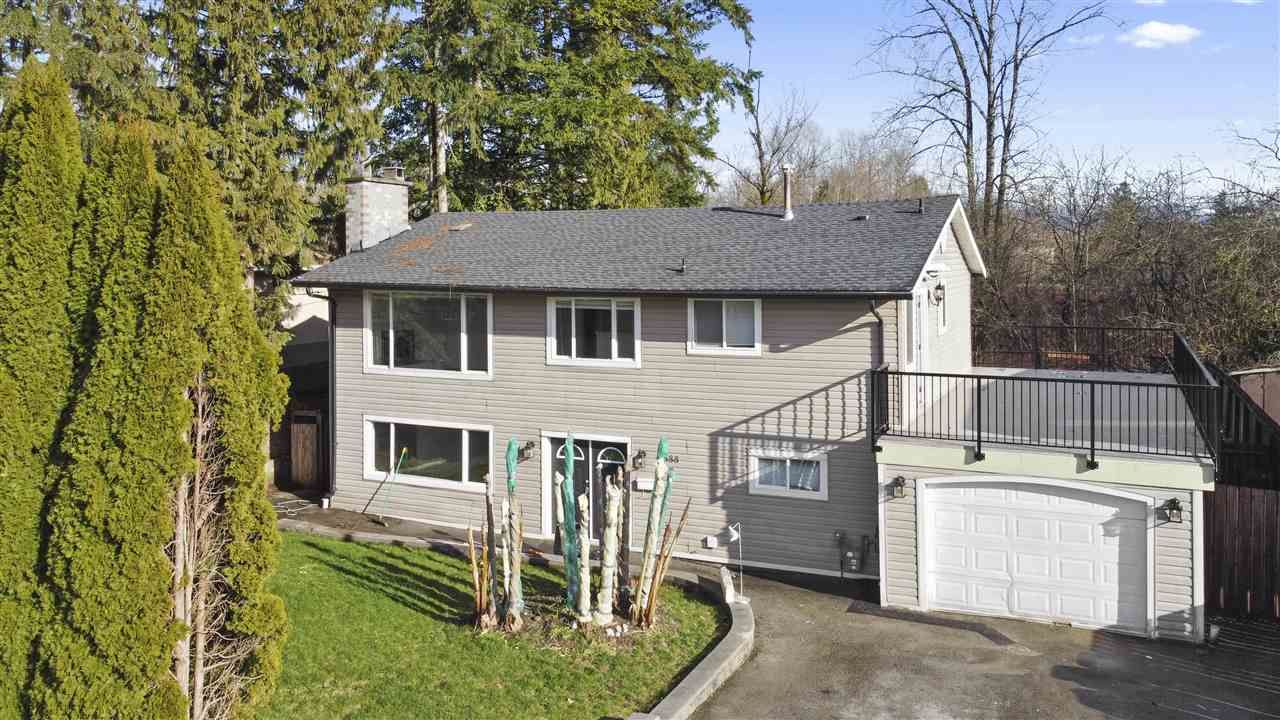 Main Photo: 3688 ST. THOMAS Street in Port Coquitlam: Lincoln Park PQ House for sale : MLS®# R2536589