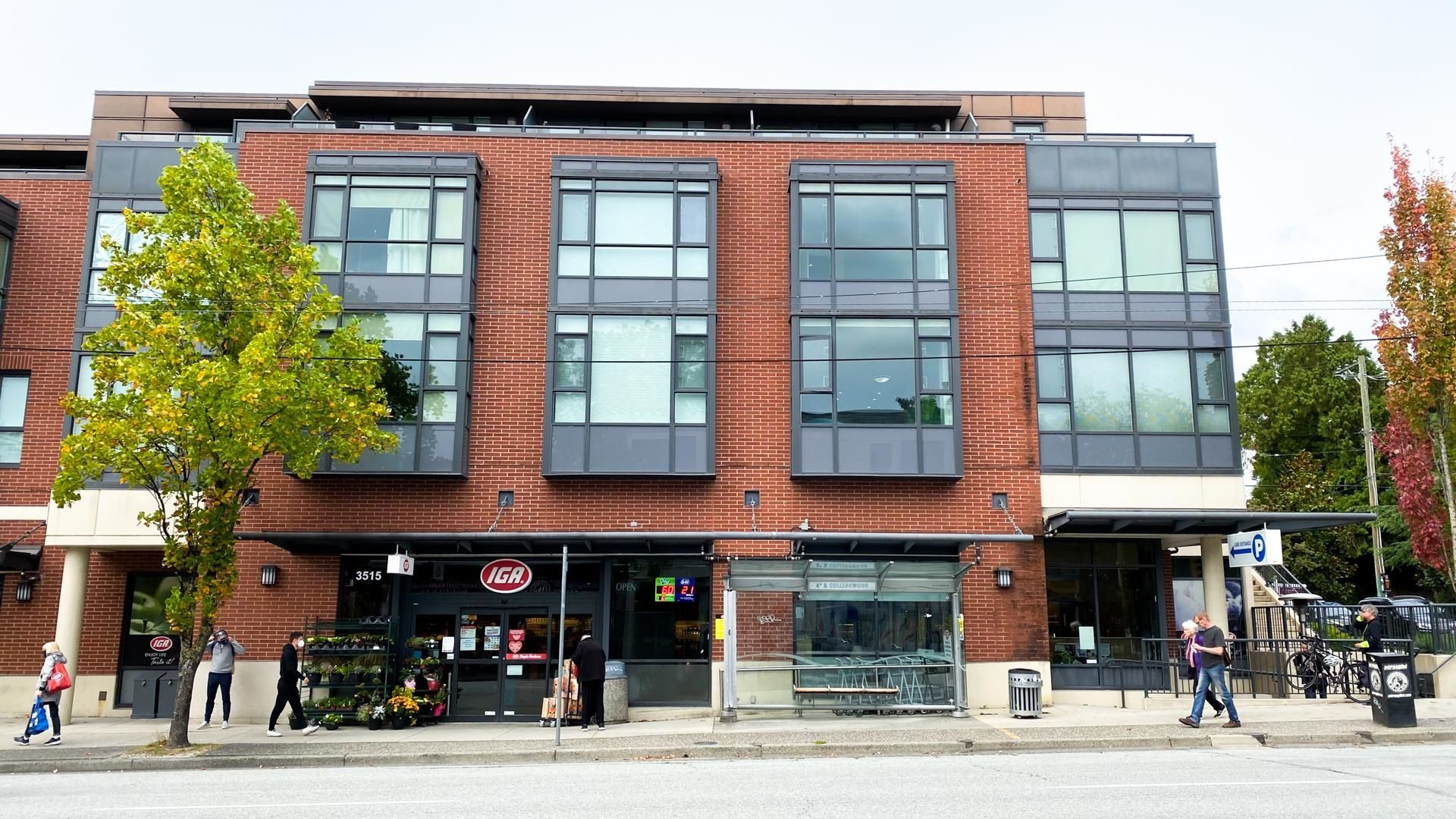 Main Photo: 202 1961 COLLINGWOOD Street in Vancouver: Kitsilano Townhouse for sale (Vancouver West)  : MLS®# R2619737