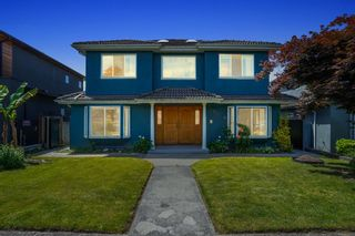 Photo 1: 7775 THORNHILL Drive in Vancouver: Fraserview VE House for sale (Vancouver East)  : MLS®# R2602807