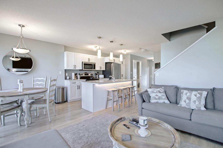 Main Photo: 2118 PRICE Landing in Edmonton: Zone 55 House Half Duplex for sale : MLS®# E4265492