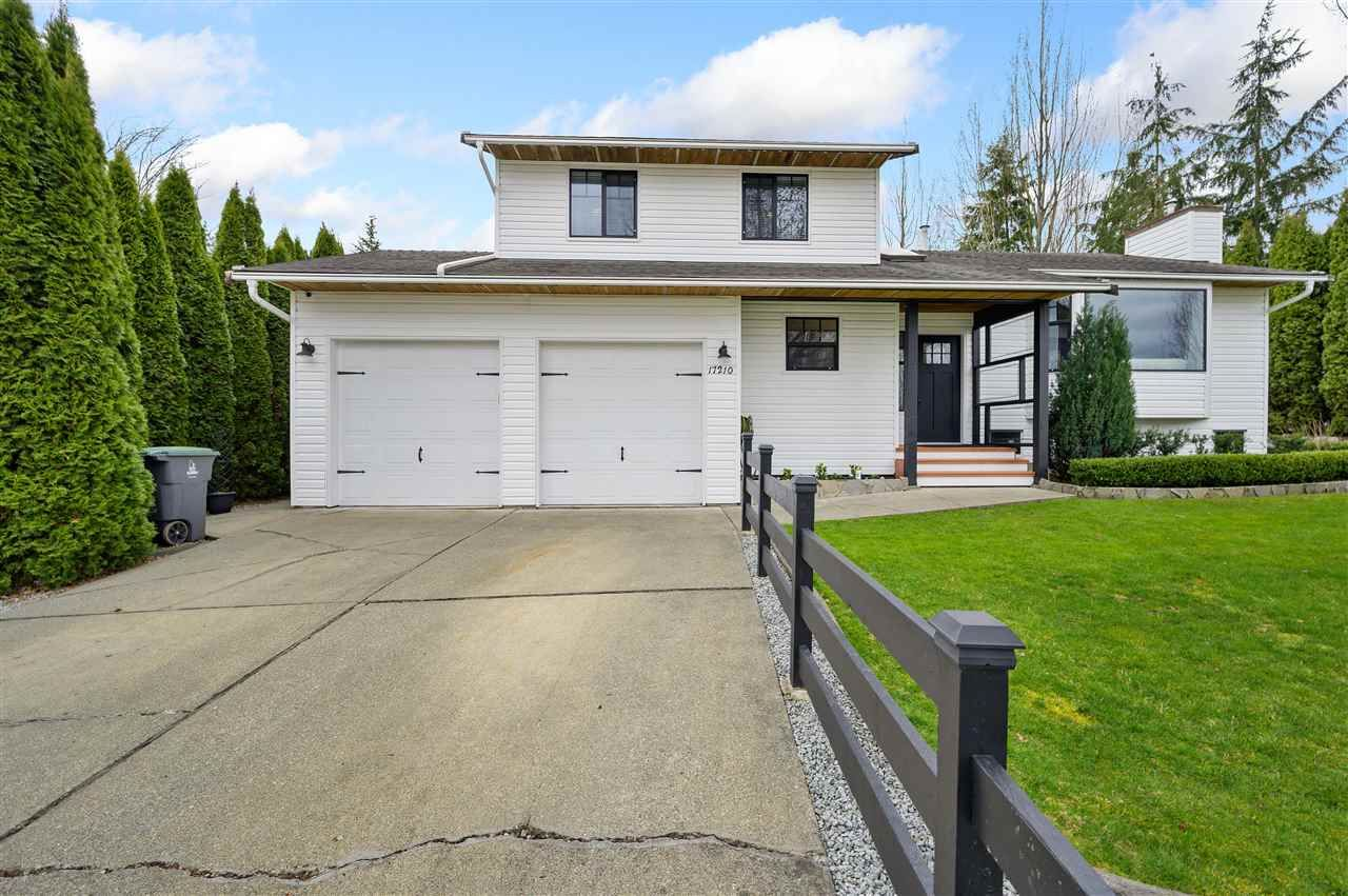 """Main Photo: 17210 62A Avenue in Surrey: Cloverdale BC House for sale in """"GREENAWAY"""" (Cloverdale)  : MLS®# R2559037"""