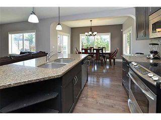 Photo 5: 95 CRANWELL Square SE in CALGARY: Cranston Residential Detached Single Family for sale (Calgary)  : MLS®# C3624099