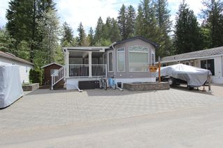 Photo 1: 175 3980 Squilax Anglemont Road in Scotch Creek: North Shuswap Manufactured Home for sale (Shuswap)  : MLS®# 10159462