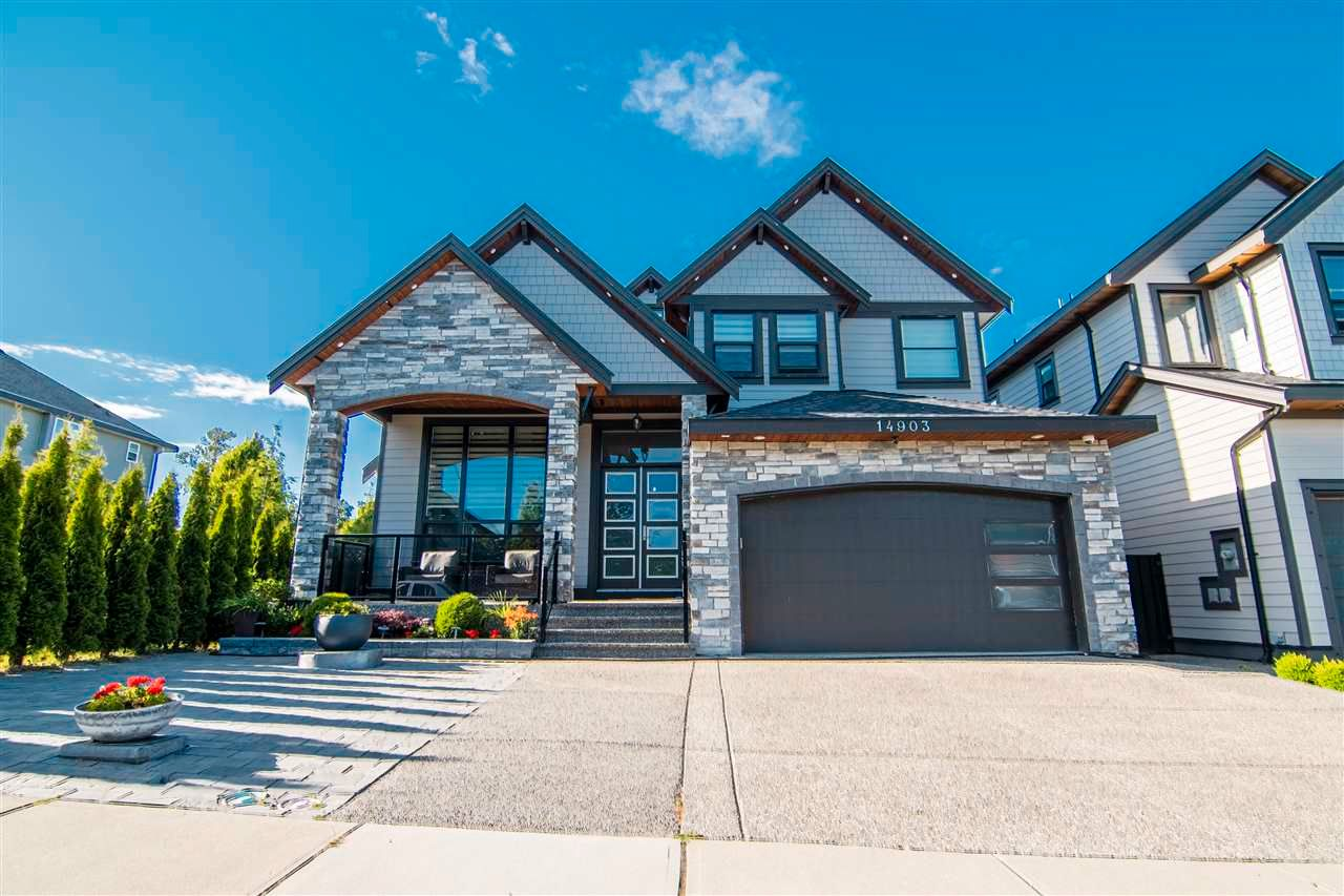 Main Photo: 14903 69A Avenue in Surrey: East Newton House for sale : MLS®# R2589388