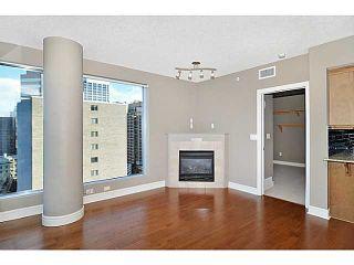 Photo 3: 1904 910 5 Avenue SW in CALGARY: Downtown Condo for sale (Calgary)  : MLS®# C3556739