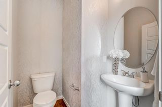 Photo 14: 215 Sunset Point: Cochrane Row/Townhouse for sale : MLS®# A1148057