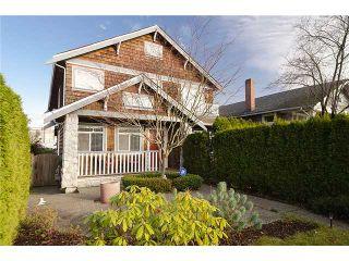 Photo 1: 2961 W 5TH Avenue in Vancouver: Kitsilano 1/2 Duplex for sale (Vancouver West)  : MLS®# V920656