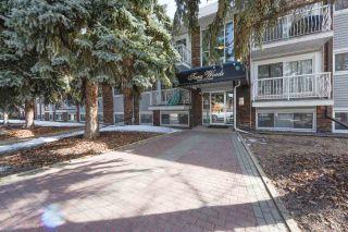 Photo 1: 208 10225 117 Street in Edmonton: Zone 12 Condo for sale : MLS®# E4236753