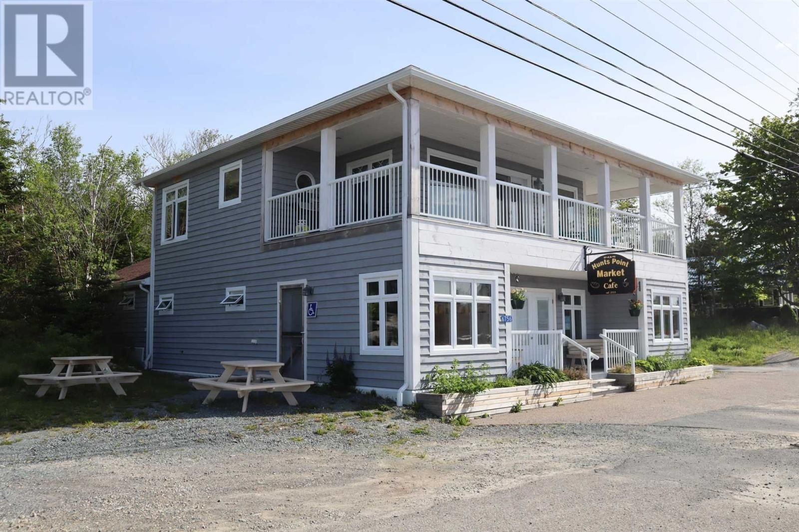 Main Photo: 6756 Highway 3 in Hunts Point: Other for sale : MLS®# 202114150