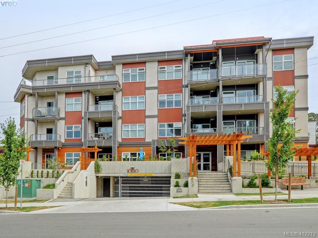 Main Photo: 211 1000 Inverness Rd in VICTORIA: SE Quadra Condo for sale (Saanich East)  : MLS®# 817337