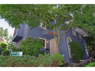 """Photo 10: 43 900 W 17TH Street in North Vancouver: Hamilton Townhouse for sale in """"FOXWOOD HILLS"""" : MLS®# V971777"""